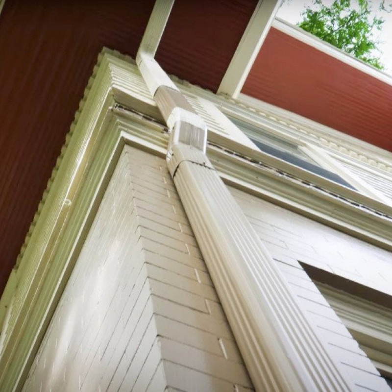 <span>Gutter</span> Replacement